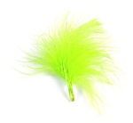 Lime mini feather packs (20 per pack )