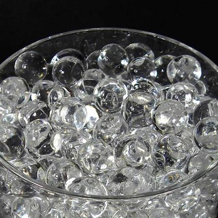 Water beads 1 2 lb bulk pack clear 227 grams