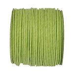 Wired paper cord GREEN 20 meters