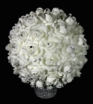 Kissing Ball with rhinestones 10