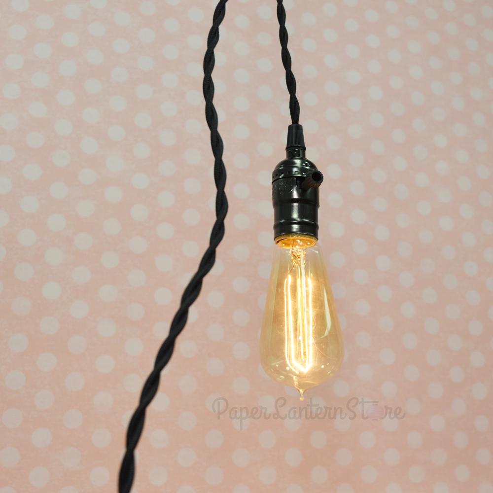 Hanging Lamp Wiring Kit: Edison Vintage Light Bulbs, Ottawa Wholesale, Weddings By